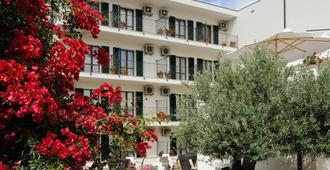 安格拉斯酒店 - 阿尔盖罗 - 建筑