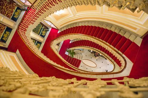 布里斯托宫殿酒店 - 热那亚 - 建筑
