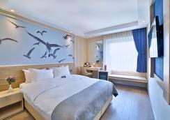 伊斯坦布尔老城华美达酒店 - 伊斯坦布尔 - 睡房