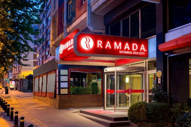 伊斯坦布尔老城华美达酒店 - 伊斯坦布尔 - 建筑