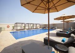 弗洛拉酒店 - 迪拜 - 游泳池