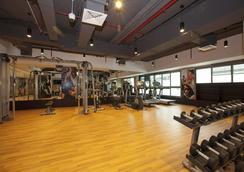 弗洛拉酒店 - 迪拜 - 健身房