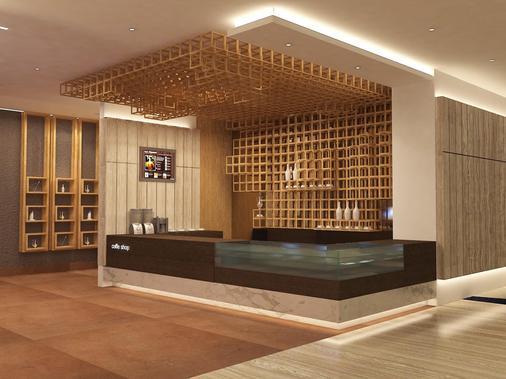 弗洛拉酒店 - 迪拜 - 柜台