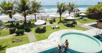 加利尼亚斯港凯姆巴里酒店 - 嘎林海斯港 - 游泳池