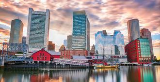 波士顿洲际酒店 - 波士顿 - 户外景观