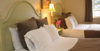 山风吹岩旅馆 - 布洛英罗克山 - 睡房