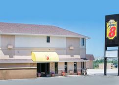 卡斯珀西河畔速8酒店 - 卡斯珀 - 建筑