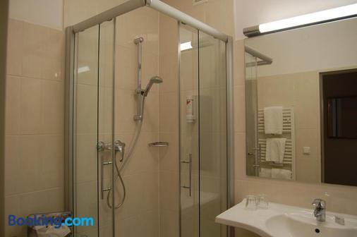 巴特贝文森公园酒店 - 巴德贝芬森 - 浴室