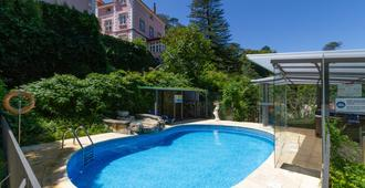 昆塔达斯木塔斯酒店 - 辛特拉 - 游泳池