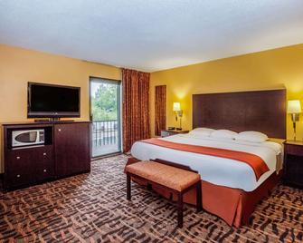 劳伦斯品质酒店 - 劳伦斯 - 睡房