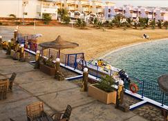 海豚海滩度假酒店 - 廷布 - 睡房