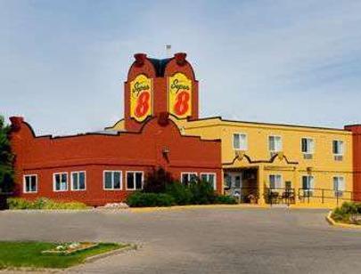 斯威夫特卡伦特速8酒店 - 斯威夫特卡伦特 - 建筑