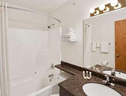 斯威夫特卡伦特速8酒店 - 斯威夫特卡伦特 - 浴室