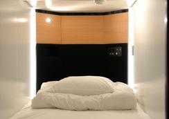 涩谷粉色酒店(只限女性) - 东京 - 睡房