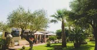 格拉吉亚别墅家庭旅馆 - 阿尔盖罗 - 户外景观
