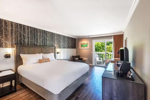 阿普瓦雷酒店及温泉 - 阿森德连锁酒店成员 - 卡利斯托加 - 睡房