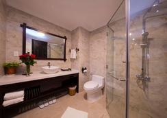 海马温泉度假酒店 - 潘切 - 浴室