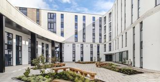 幸运学生 - 霍里鲁德酒店(校园住宿) - 爱丁堡 - 建筑