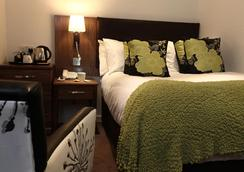 安妮丝雷贝斯特韦斯特酒店 - 诺里奇 - 睡房