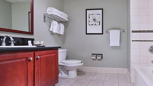 温德姆港灯光酒店 - 圣地亚哥 - 浴室