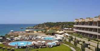 圣欧拉利娅里尔度假大酒店及Spa中心 - 阿尔布费拉 - 餐馆