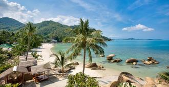 水晶湾游艇俱乐部海滨度假村 - 苏梅岛 - 海滩