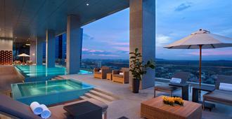 新加坡远东绿洲大酒店 - 新加坡 - 游泳池