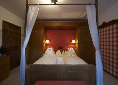 贝格斯劳斯酒店 - 圣安东阿尔贝格 - 睡房
