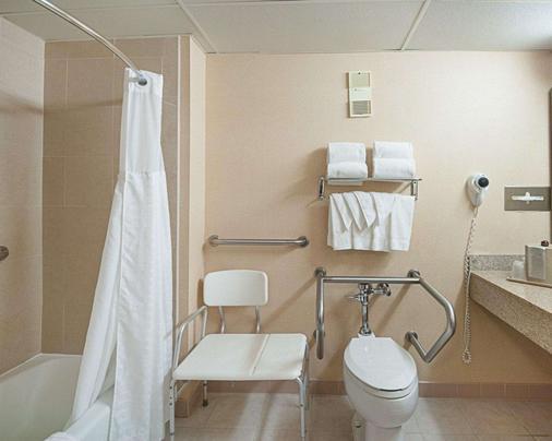 波尔斯顿凯富酒店 - 阿林顿 - 浴室