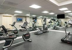 波尔斯顿凯富酒店 - 阿林顿 - 健身房