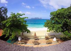 皮皮岛长滩度假别墅酒店 - 皮皮岛 - 海滩