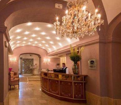 贝斯特韦斯特罗马帝国皇帝皇宫酒店 - 维也纳 - 柜台