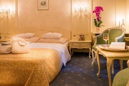 贝斯特韦斯特罗马帝国皇帝皇宫酒店 - 维也纳 - 睡房