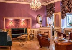 贝斯特韦斯特罗马帝国皇帝皇宫酒店 - 维也纳 - 休息厅