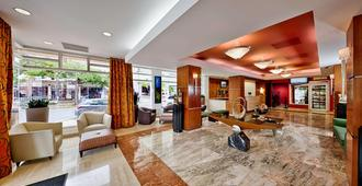 圣胡安米拉马尔万怡酒店 - 圣胡安 - 大厅