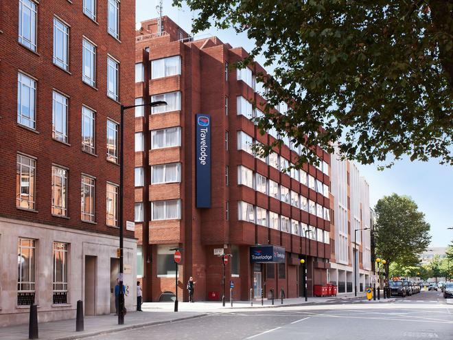 旅屋酒店-伦敦 市中心马里波恩 - 伦敦 - 建筑