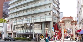 神户元町东急比兹福酒店 - 神户 - 建筑