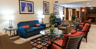 霍比机场康福特套房酒店 - 休斯顿 - 大厅