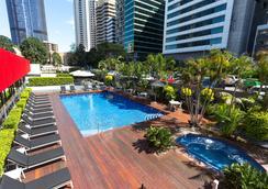皇家公园饭店 - 布里斯班 - 游泳池