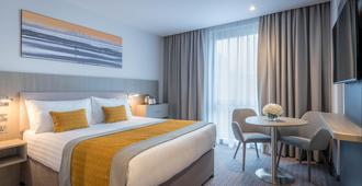 凯文街马尔丹酒店 - 都柏林 - 睡房