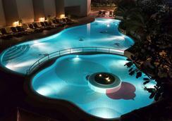 拉加 - 兰铂尔曼孔敬酒店 - 坤敬 - 游泳池