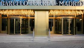 马德里巴塞罗托雷酒店 - 马德里 - 建筑