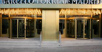 马德里巴塞罗塔酒店 - 马德里 - 建筑