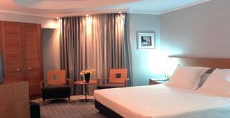 雅典卡里胡独家酒店 - 雅典 - 睡房