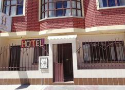 阿葵拉尔酒店 - 乌尤尼 - 建筑
