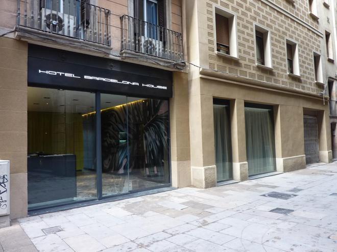 巴塞罗那之屋酒店 - 巴塞罗那 - 建筑