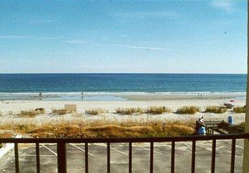 海滨沙丘汽车旅馆 - 默特尔比奇 - 海滩