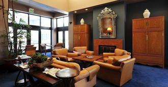 多纳特罗俱乐部酒店 - 旧金山 - 休息厅