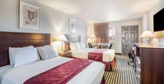 新布劳恩费尔斯美国最佳价值酒店 - 纽布朗费尔斯 - 睡房