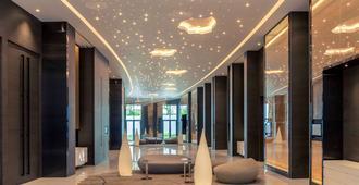 新加坡史蒂芬美居酒店 - 新加坡 - 大厅
